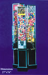 tri tower bulk vending machines